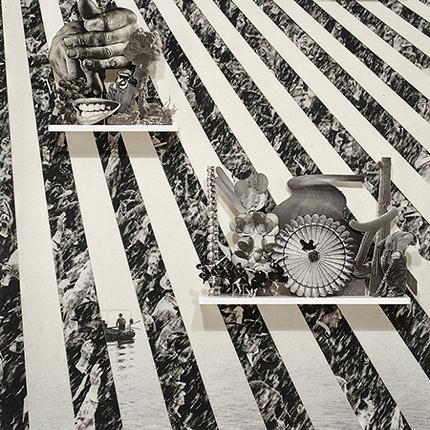 Visiting Artist exhibition piece by Matt Lipps