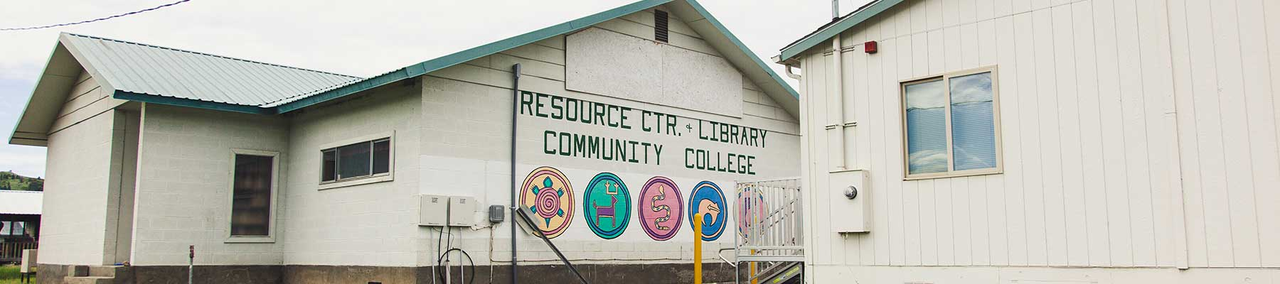 Inchelium WA Resource Center Library and Community College