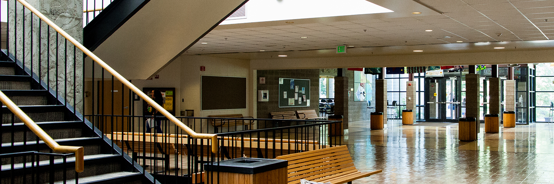 SCC Lair Student Center