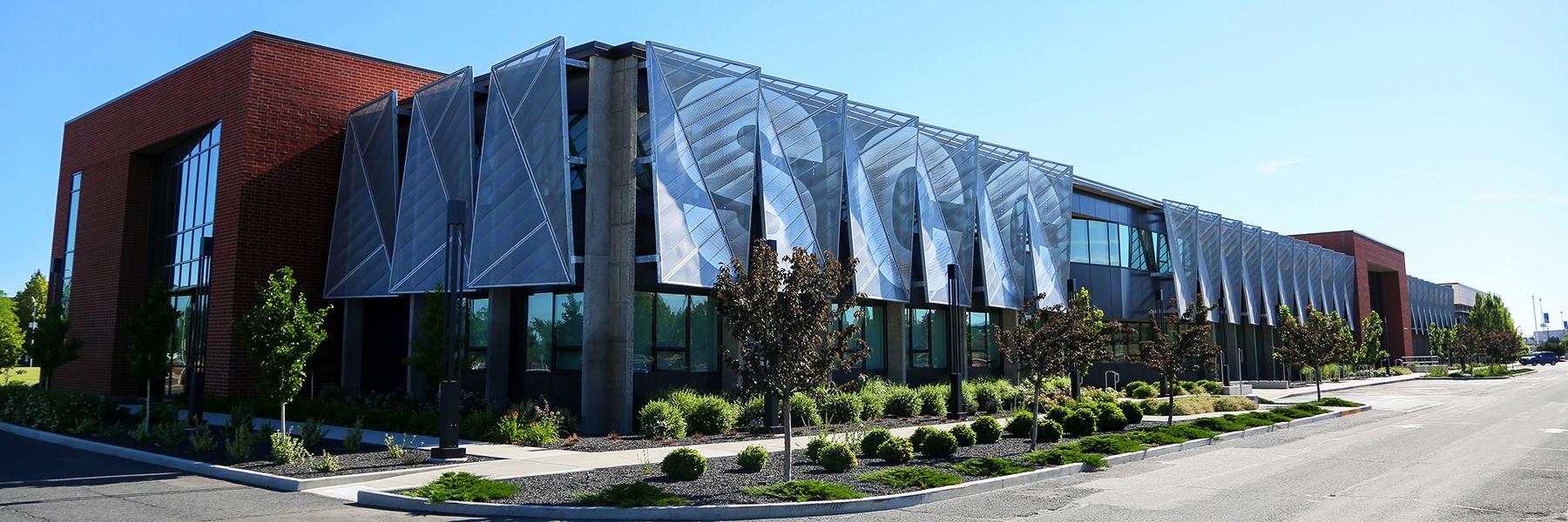 Spokane Community College Building One
