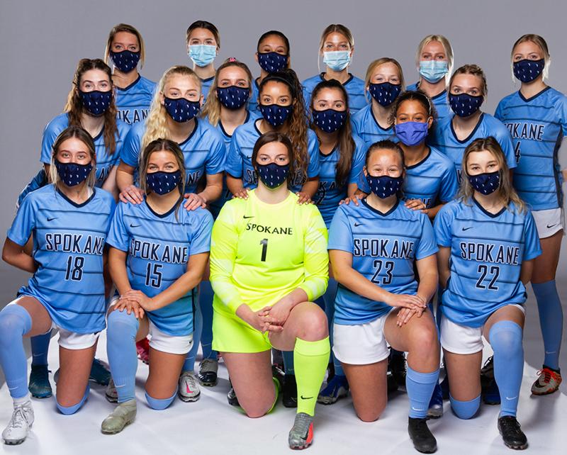 2020-21 Women's Soccer Team