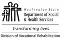 Washington State Department of Social and Health Services, Transforming Lives, Division of Vocational Rehabilitation