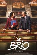 Film poster for Le Brio