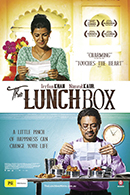 The film poster for The Lunchbox