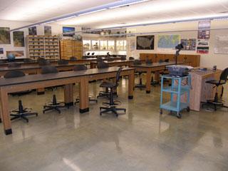 SCC Geology Laboratory