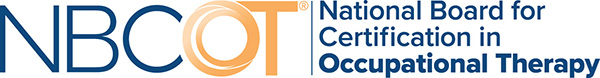 National Board for Certification in Occupational Therapy (NBCOT) logo