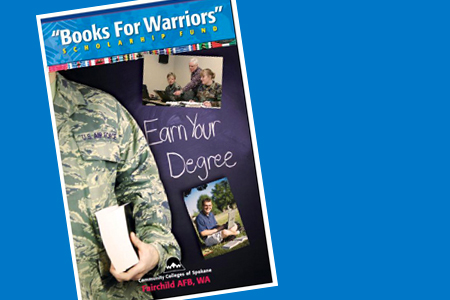 Books for Warriors Scholarship Fund
