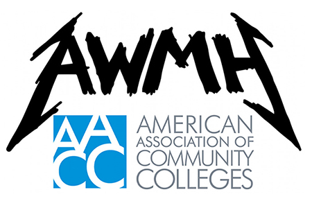 All Within My Hands (AWMH) and American Association of Community Colleges (AACC) logos