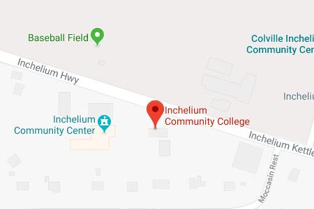 Inchelium Location on Google Maps