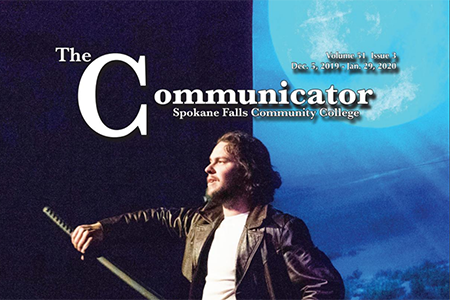 The Communicator Cover