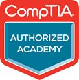 CompTIA Authorized Academy logo