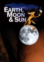 Earth, Moon & Sun poster